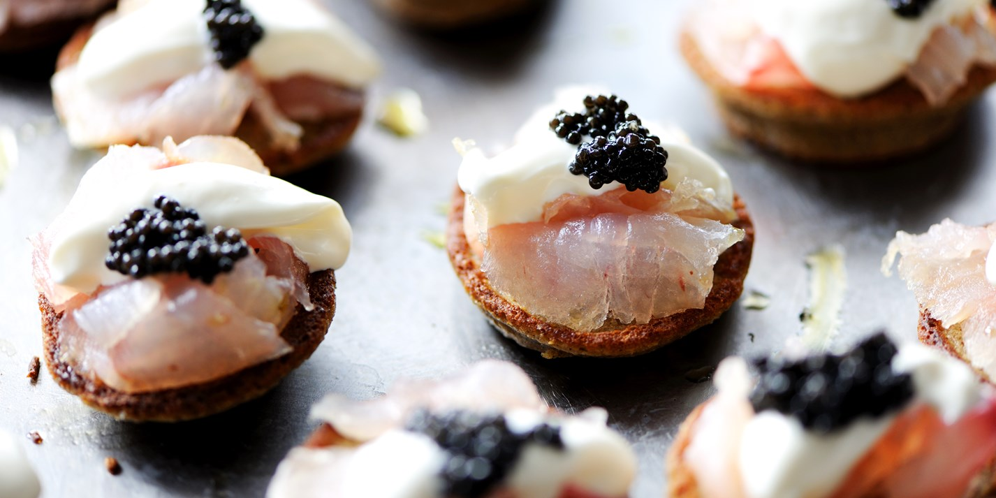 Making the grade: a guide to caviar