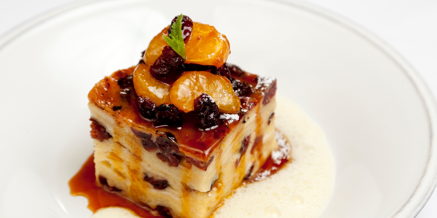 bread and butter pudding recipes great british chefs