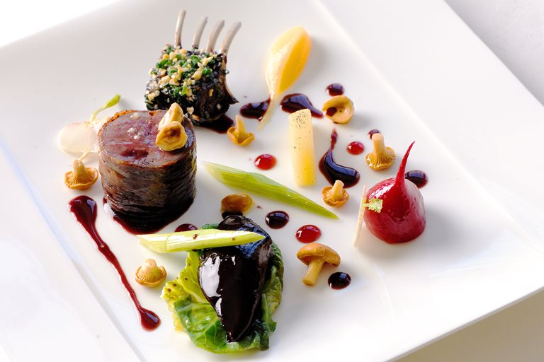 Sous Vide Hare Recipe Great British Chefs