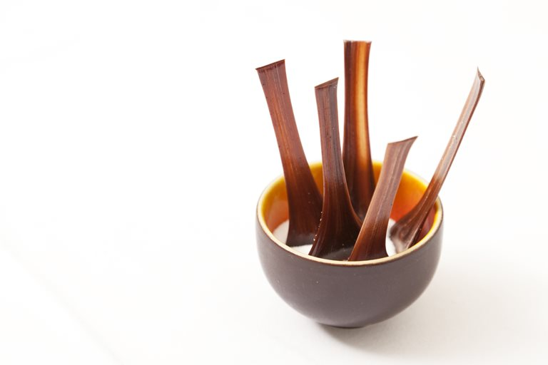 Chocolate sugar sticks