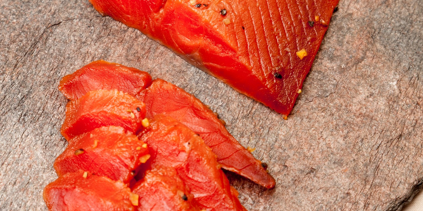 Cured Salmon Recipes Great British Chefs