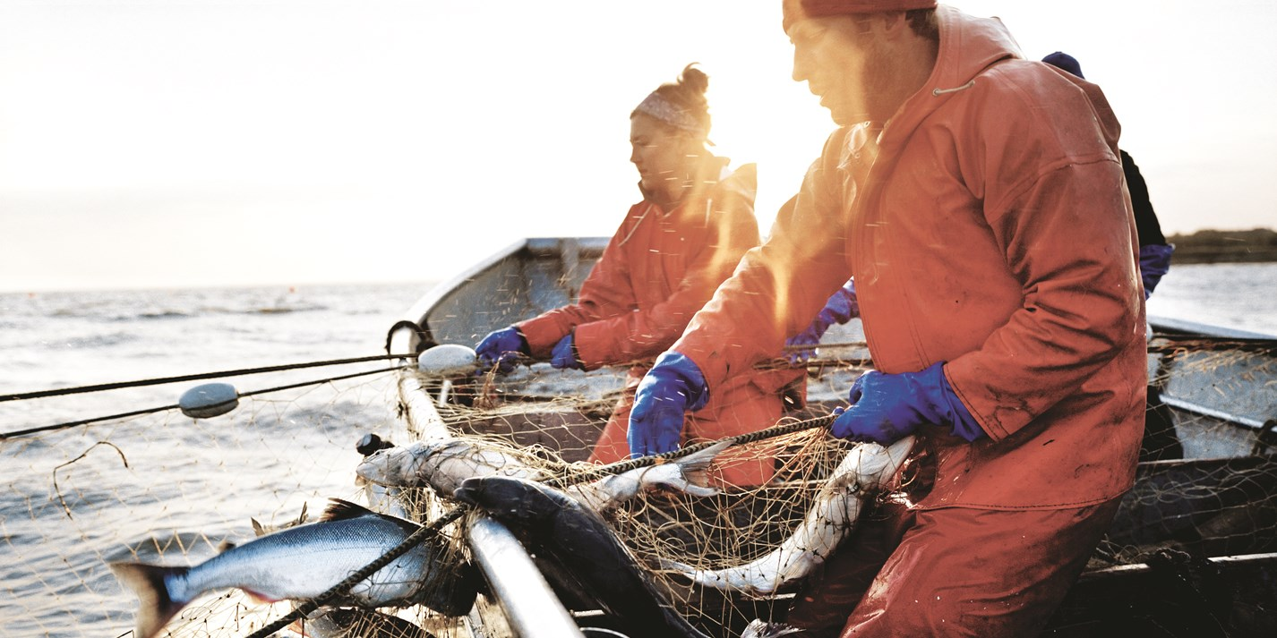 A prize catch: what makes Alaskan seafood great
