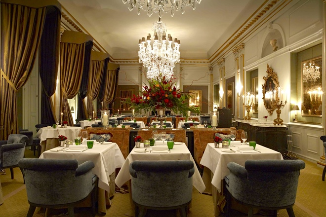 Lunch at Cliveden House review