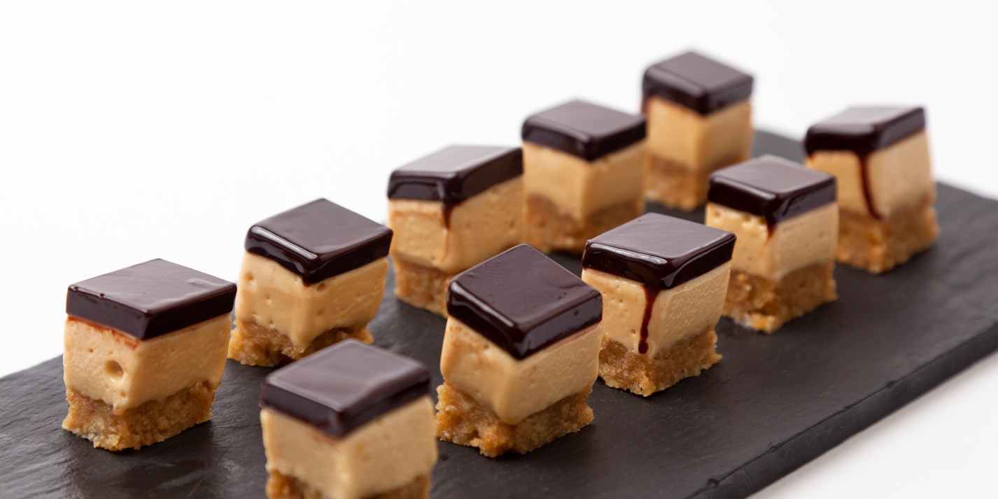 Chocolate petits fours recipes