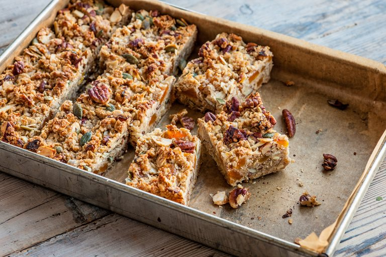 Cereal bars recipe great british chefs cereal bars cereal bars snack easy ccuart Image collections