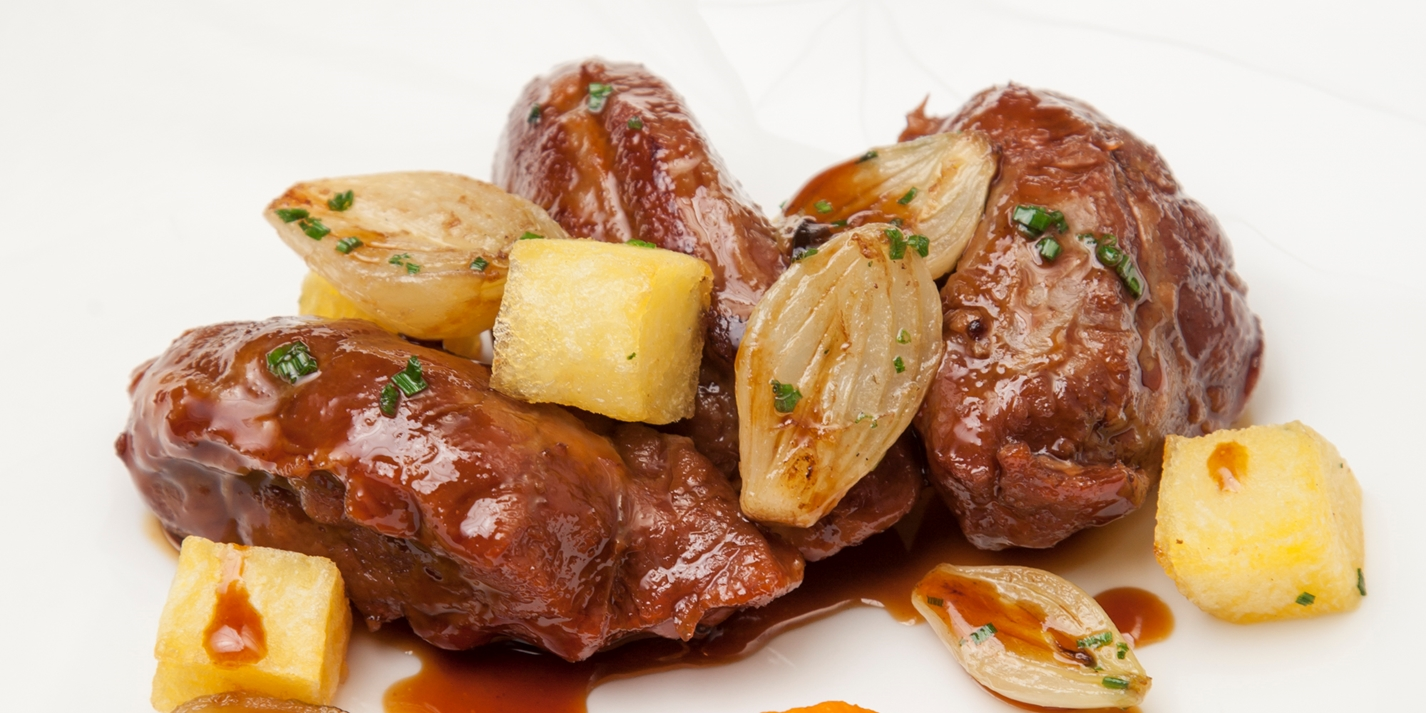 Pig cheek recipes