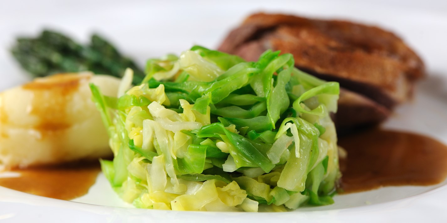 How to steam cabbage