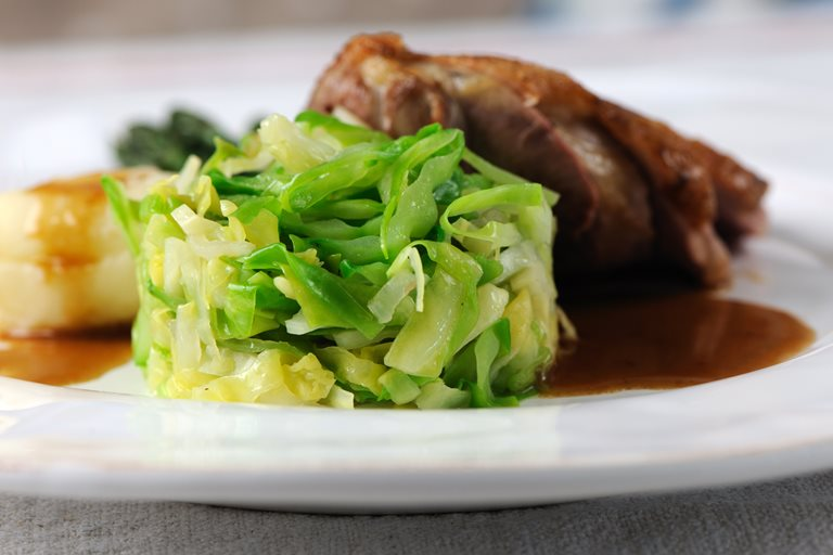 Hispi Cabbage Recipe Great British Chefs