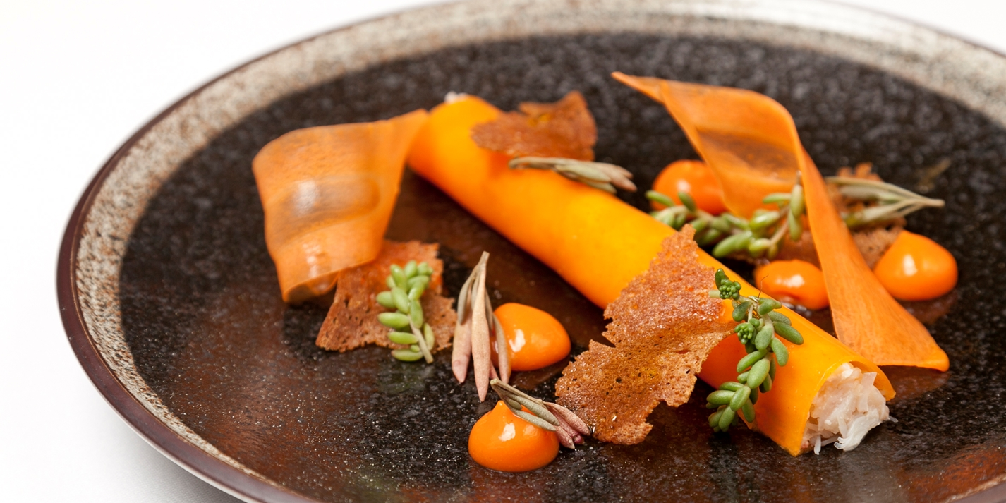 Dorset Crab Recipe With Sea Buckthorn Amp Carrot Great
