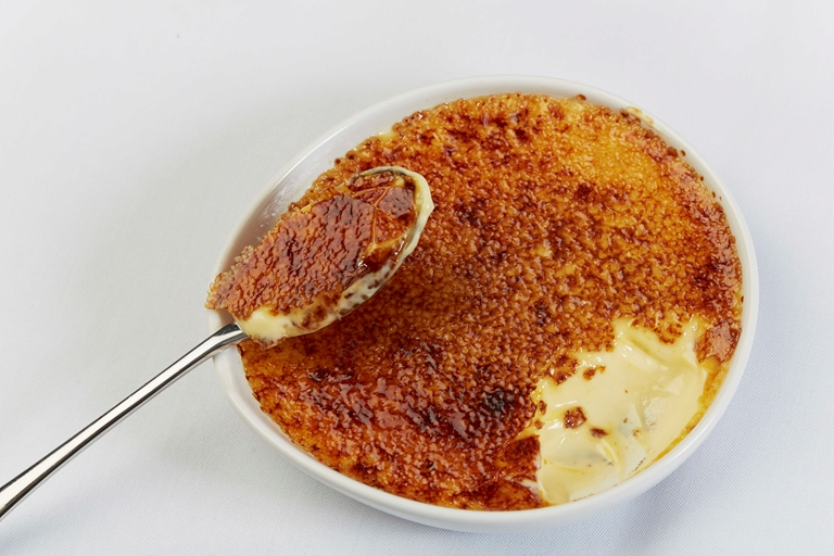 Classic Creme Brulee Recipe Great British Chefs