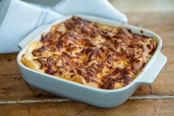 open beef lasagne recipe