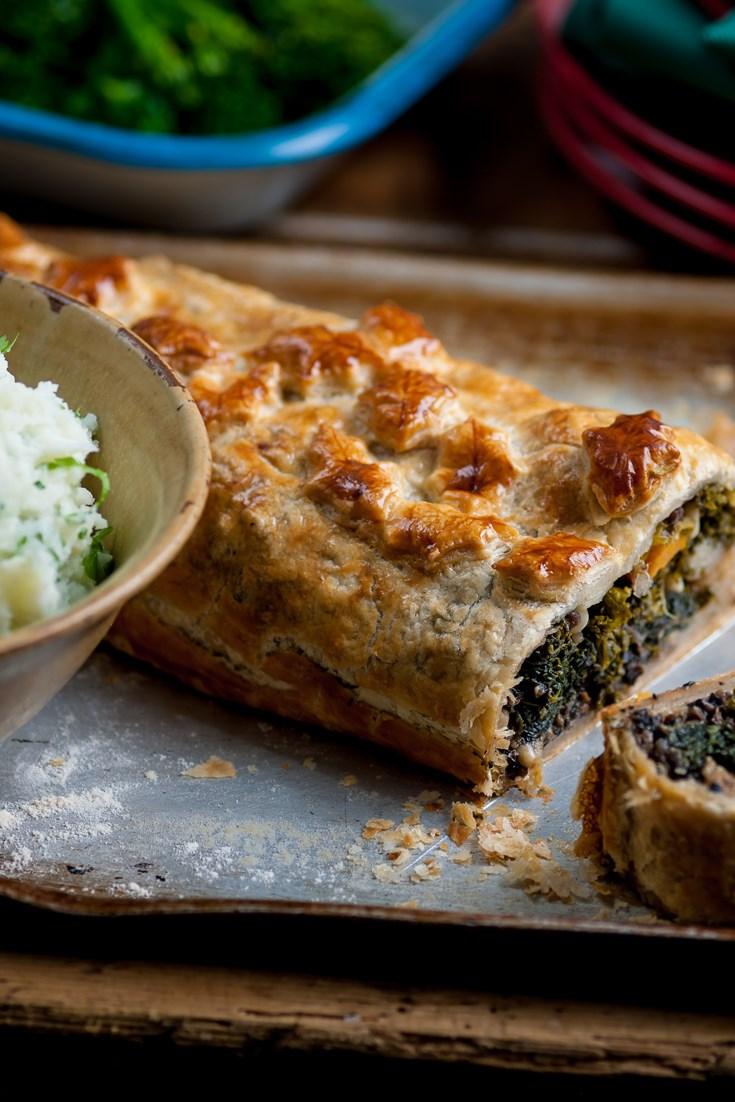 The Ultimate Vegetarian Christmas Dinner Menu Great British Chefs