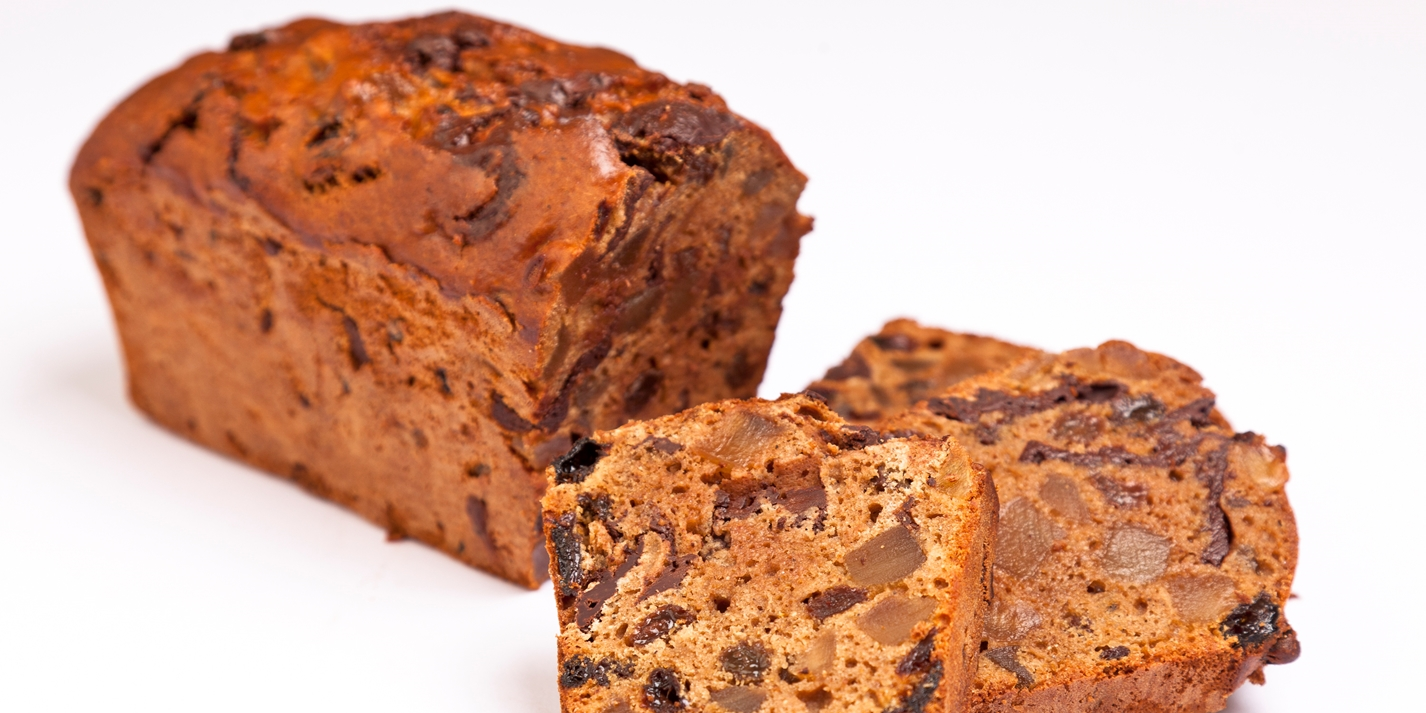 Cake And Loaf Recipes: Chocolate And Ginger Loaf Cake Recipe
