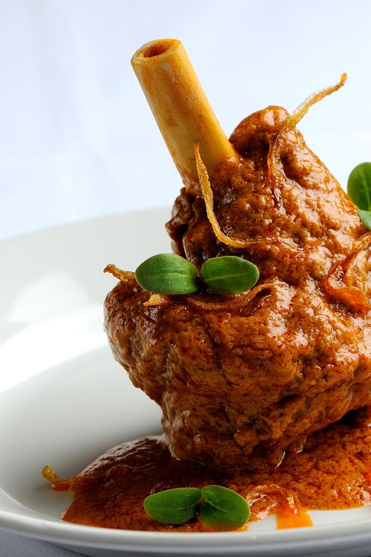 Hyderabadi Lamb Shanks Recipe Great British Chefs