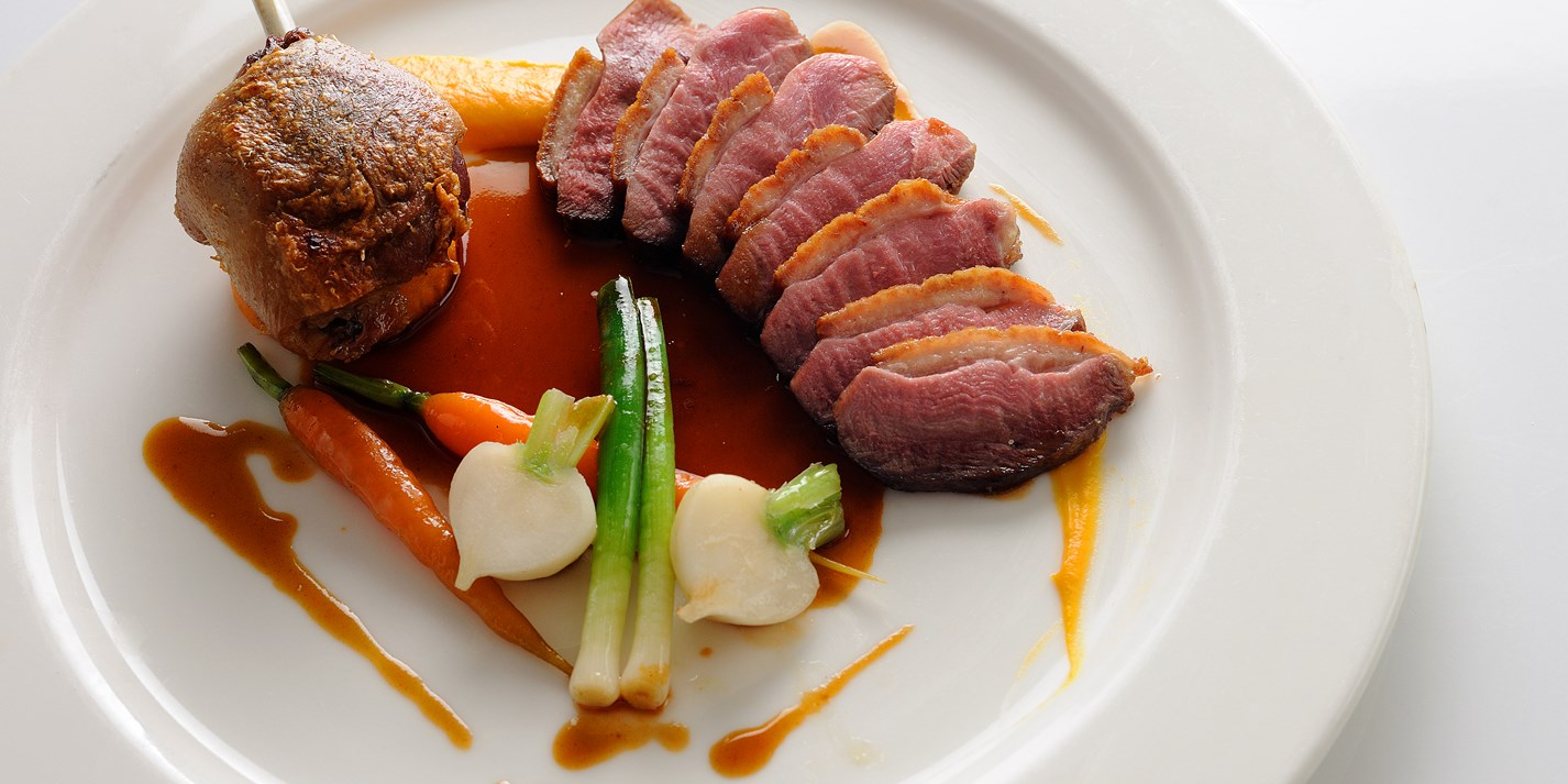 Dishes from the duck. Cooking and features 92