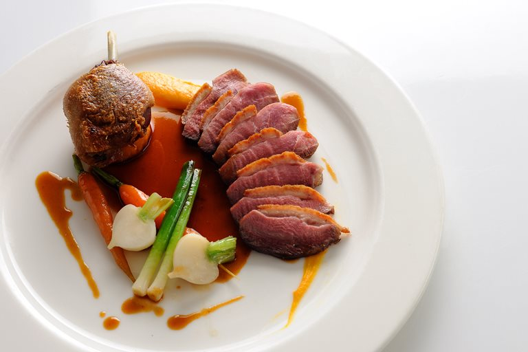 Pan Roasted Duck Recipe Great British Chefs