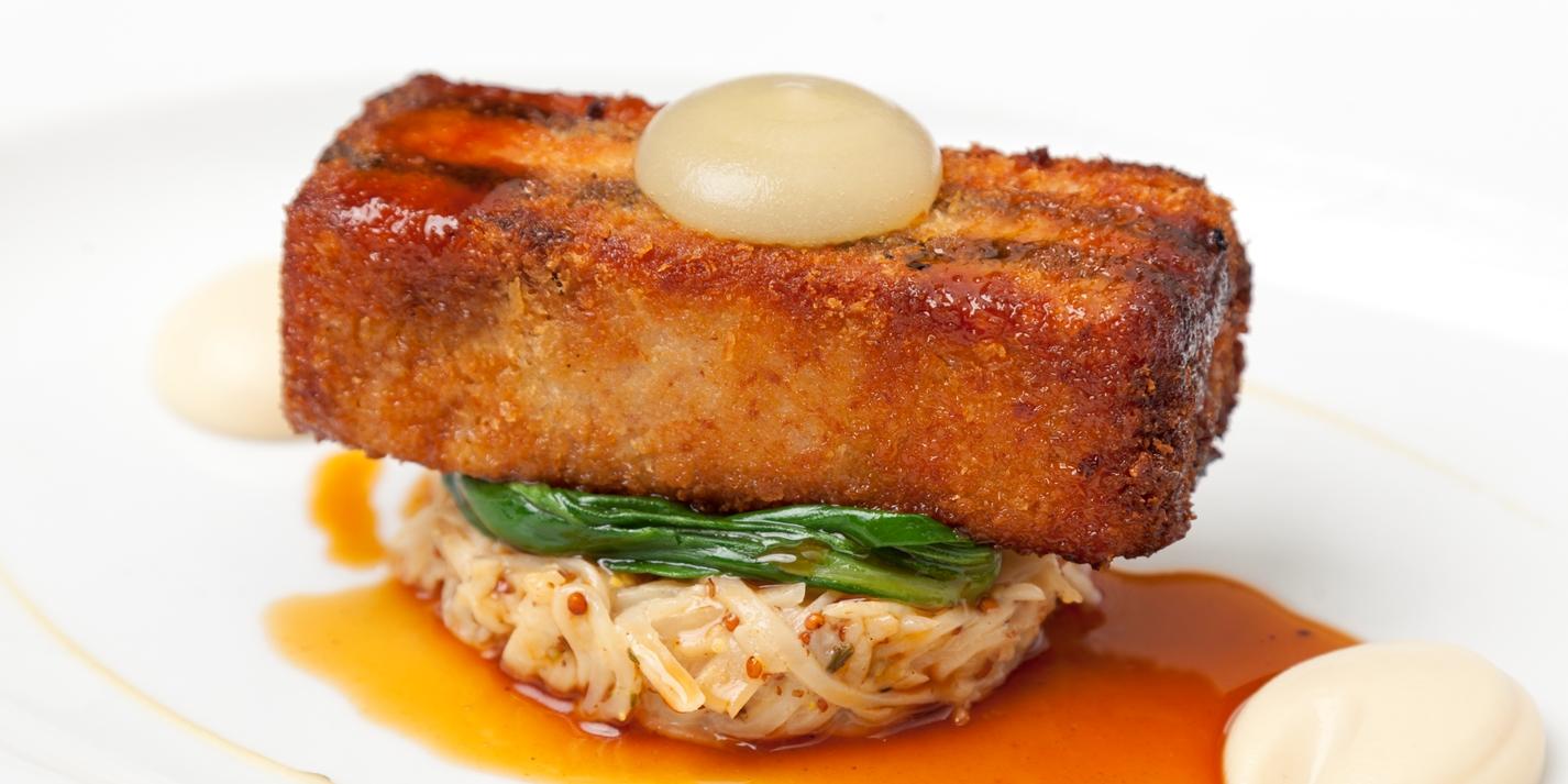 Crispy Pork Belly Recipe Great British Chefs
