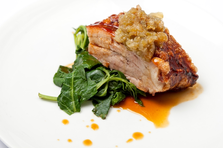 Slow Roast Pork Belly Recipe Great British Chefs
