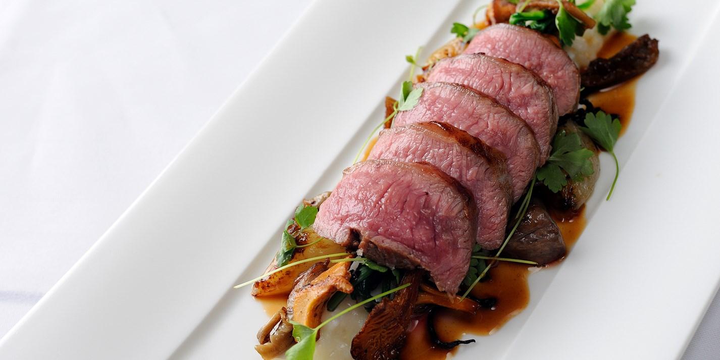 Lamb Saddle: Cooking Recipes 35