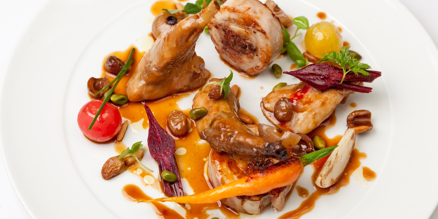 Sicilian Rabbit Recipe Great British Chefs