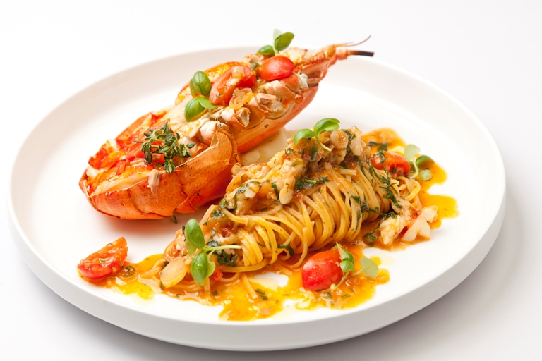 Lobster Tagliatelle Recipe - Great British Chefs