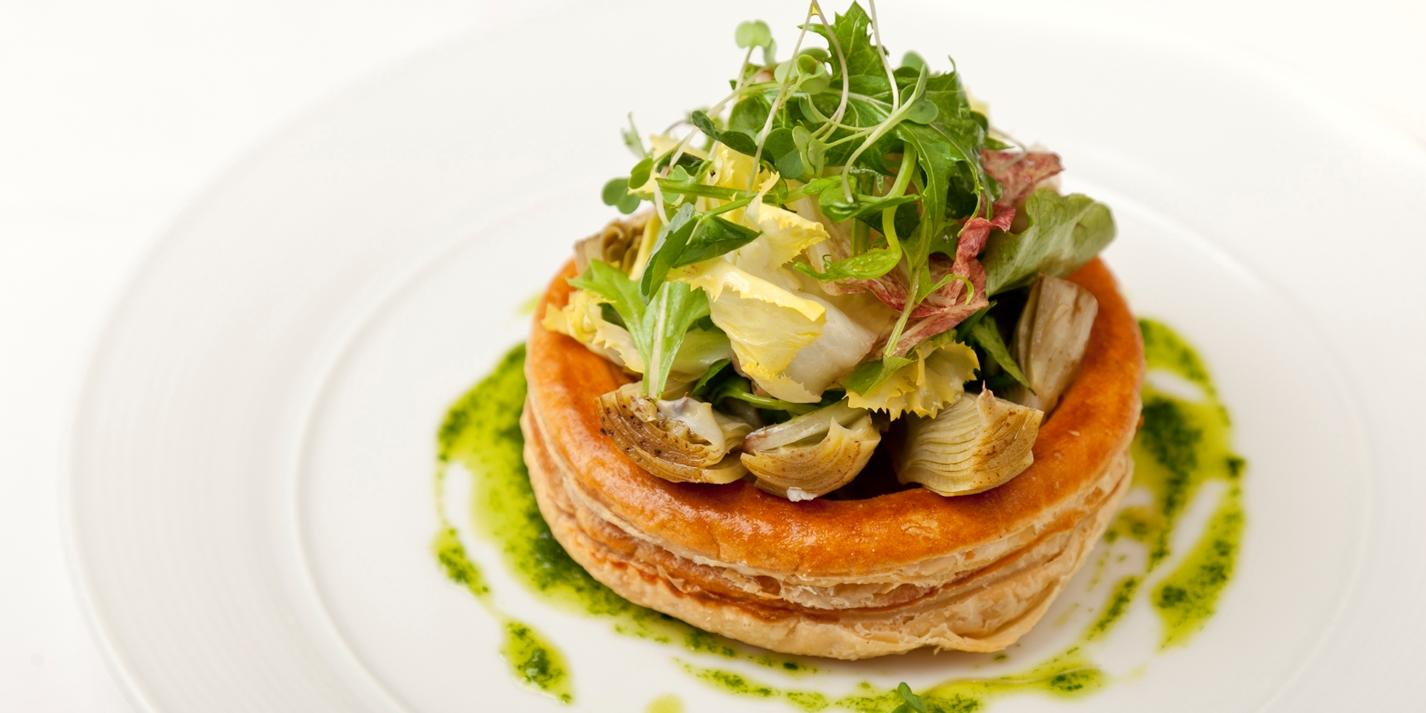 Queen Anne S Artichoke Tart Recipe Great British Chefs