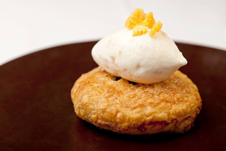 Eccles Cake Recipe With Cheddar Ice Cream Great British Chefs