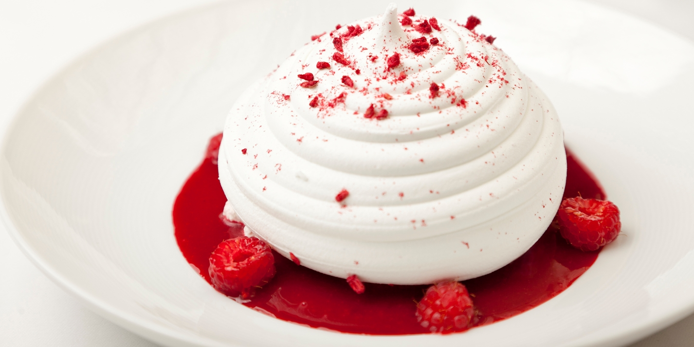How to make French meringue