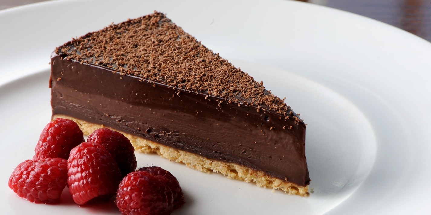 Chocolate Tart Recipe Great British Chefs