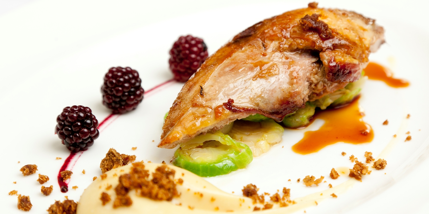 Pan Fried Pheasant Breast Recipe With Sprouts Great