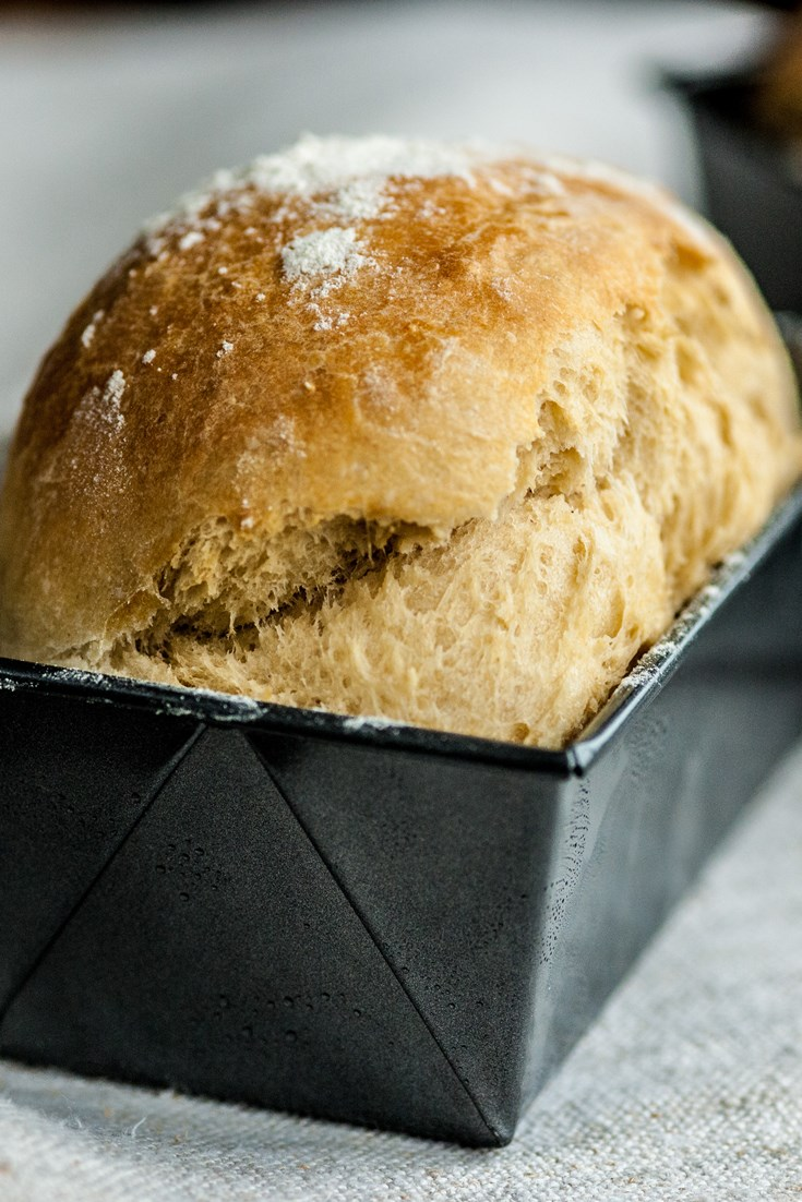 White Bread Recipe Great British Chefs