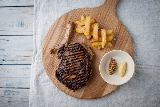 How To Cook Rib Eye Steak To Perfection Great British Chefs