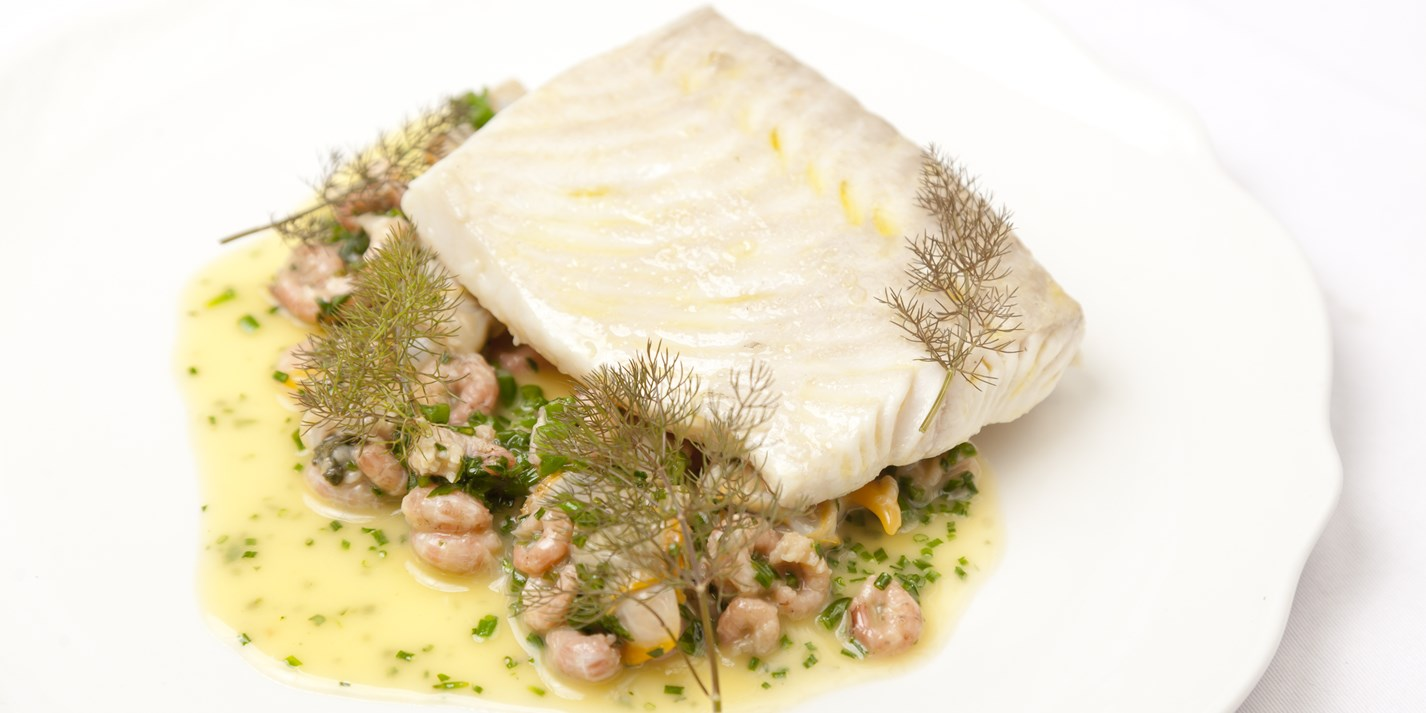 How to poach hake