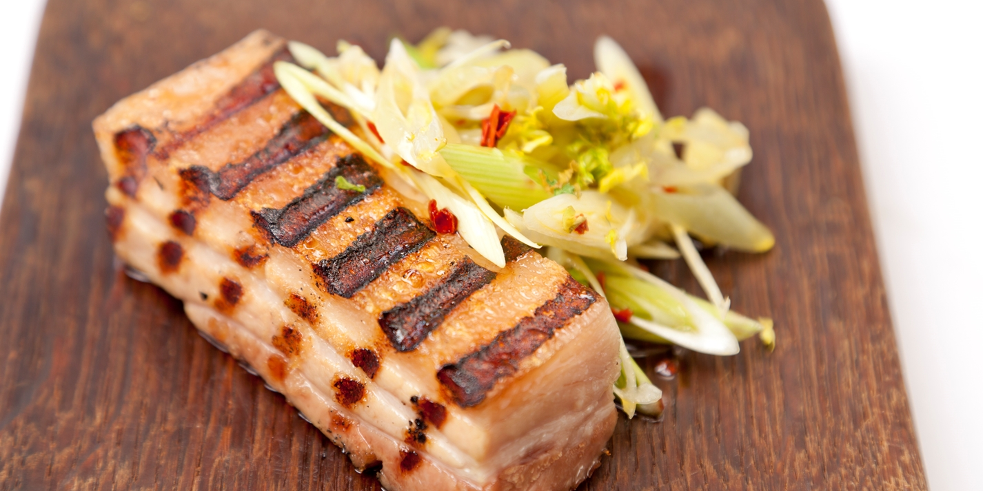 How To Barbecue Pork Belly - Great British Chefs