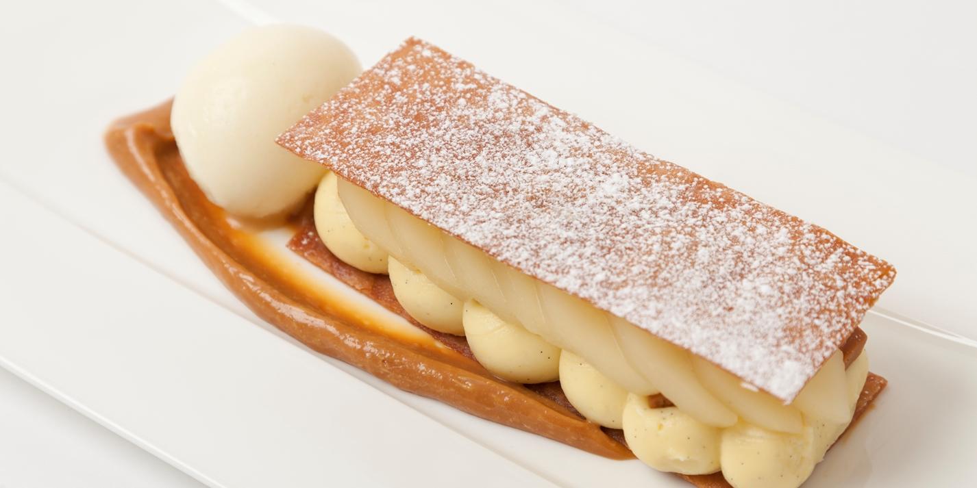 How to Make a Crème Pâtissière - Great British Chefs