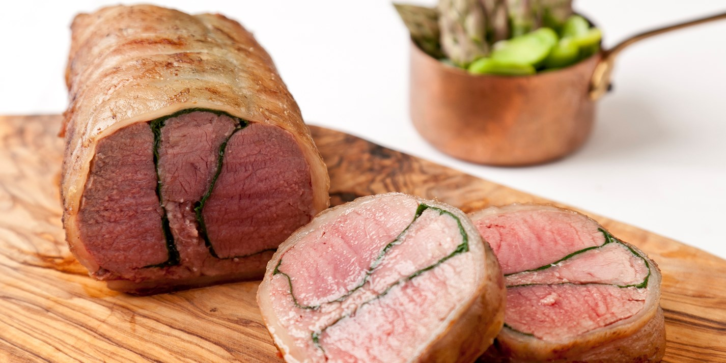 Saddle of lamb recipes