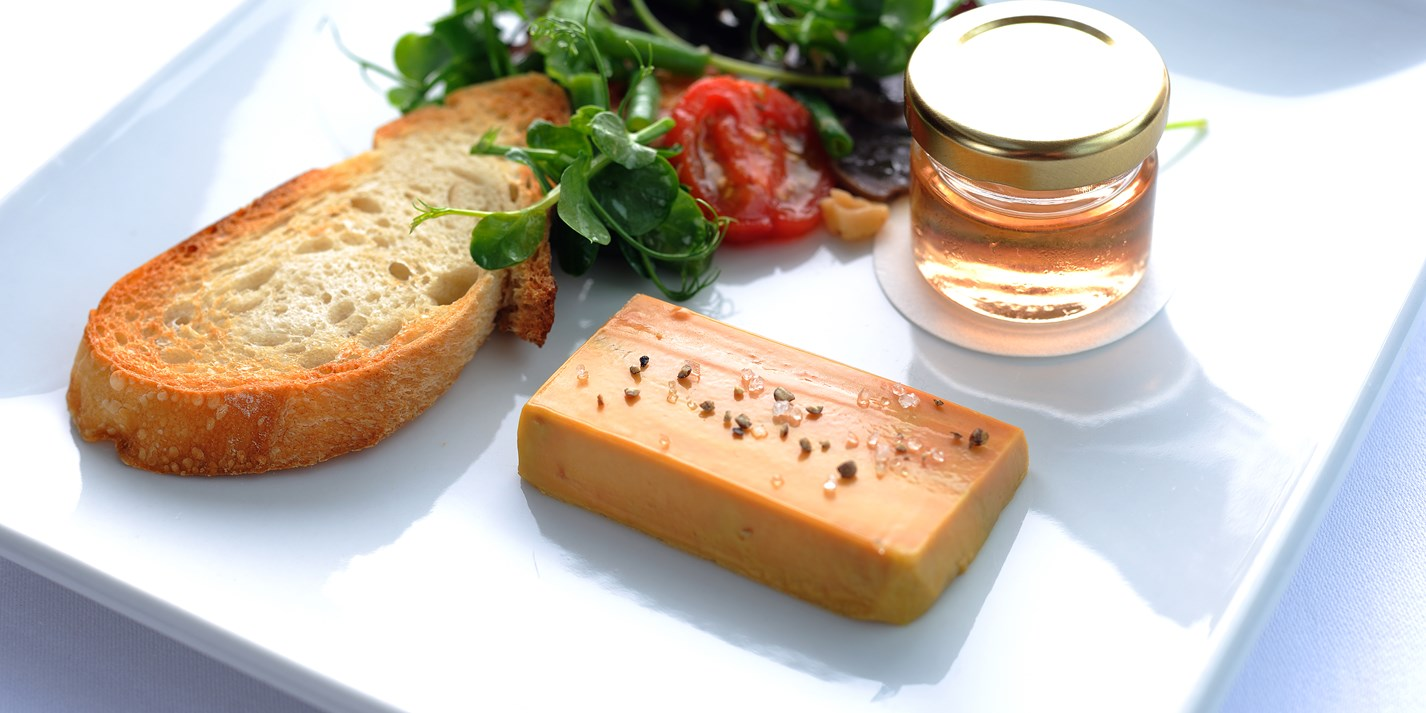 5000 years old and still causing quarrels… Foie gras