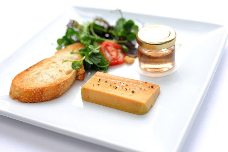 foie gras terrine recipe great british chefs. Black Bedroom Furniture Sets. Home Design Ideas