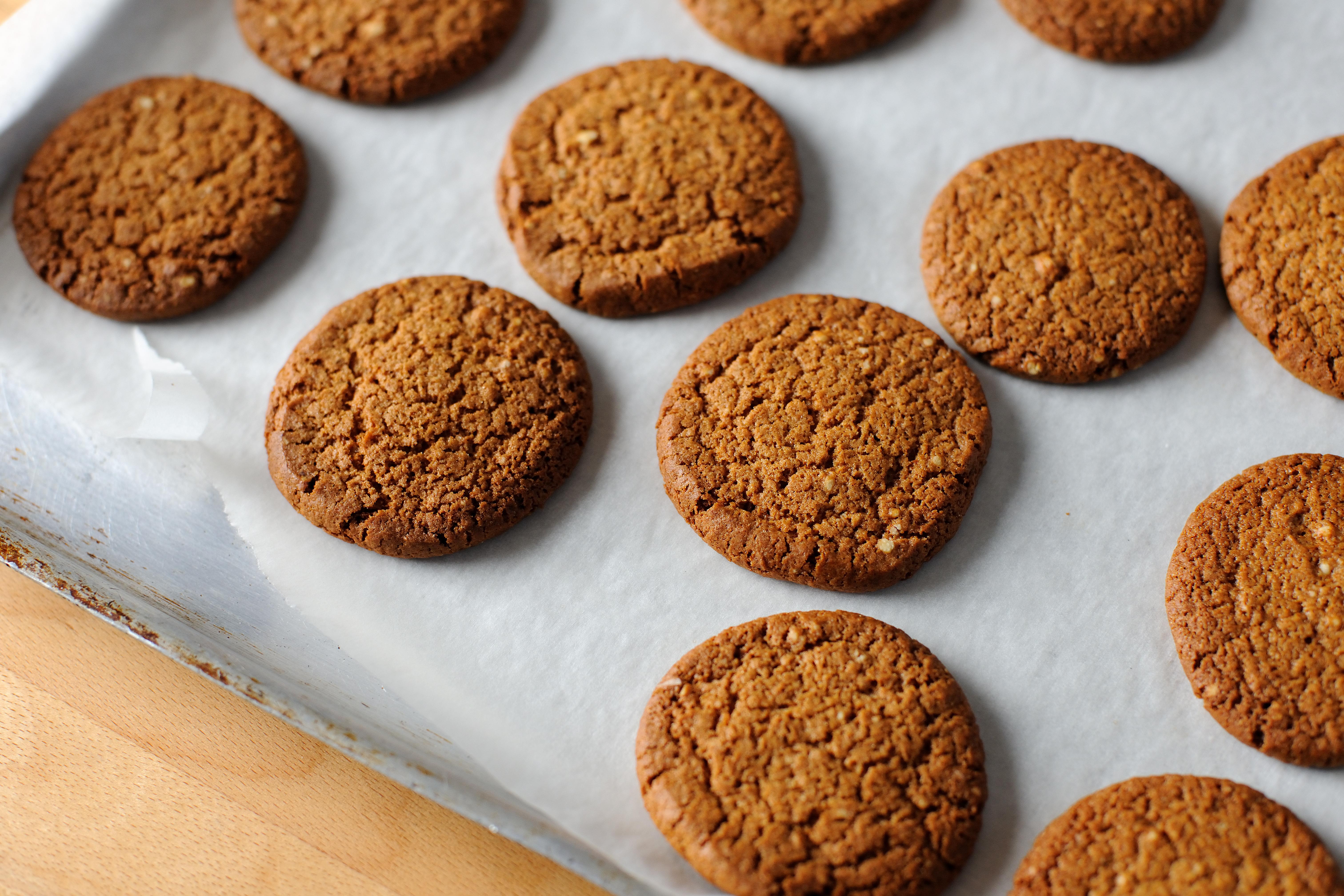 Gluten Free Cranberry Biscuit Recipe Great British Chefs