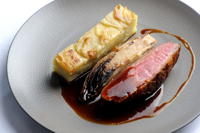 How To Pan Fry A Duck Breast Great British Chefs