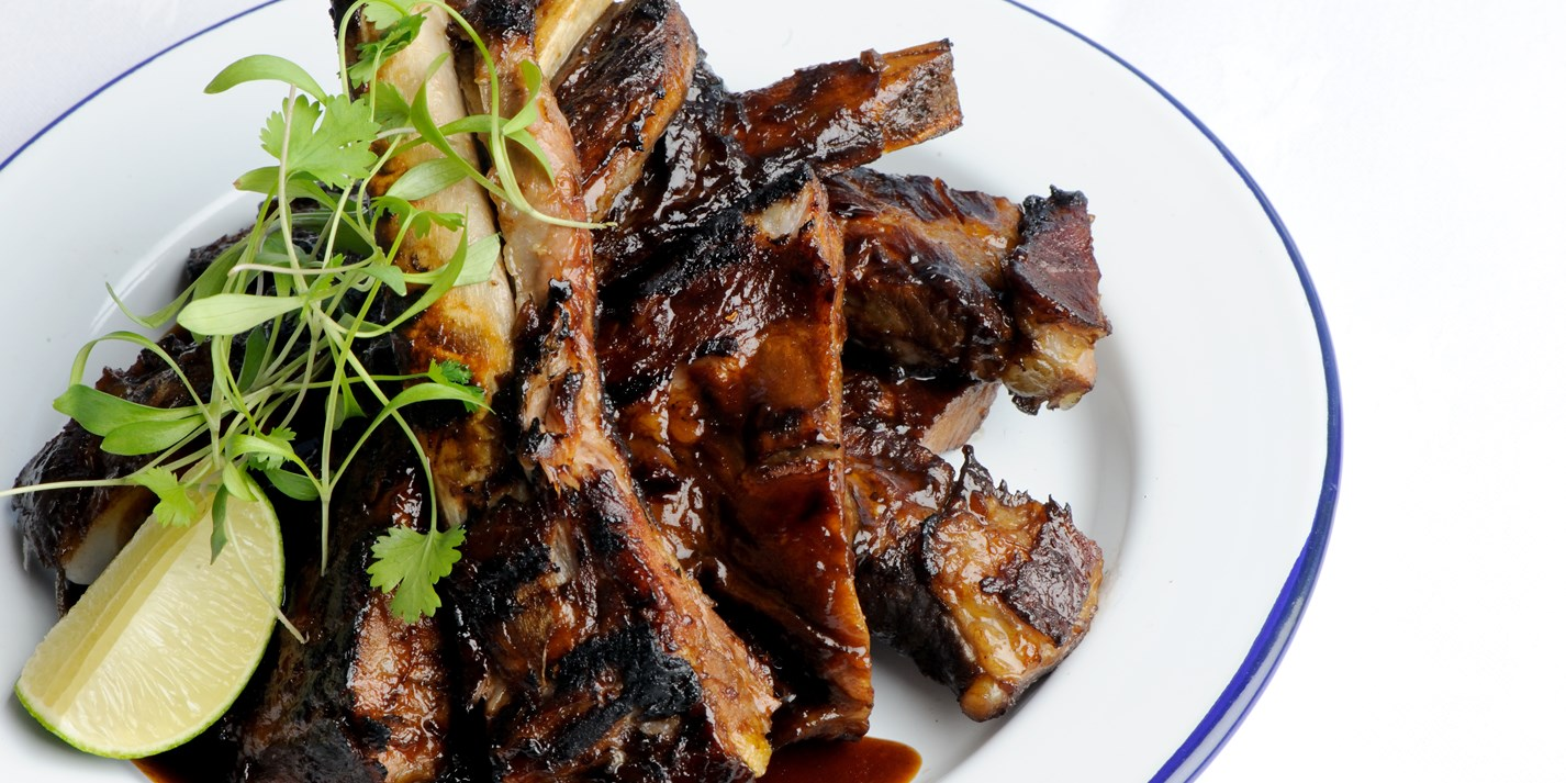 How to make barbecue spare ribs