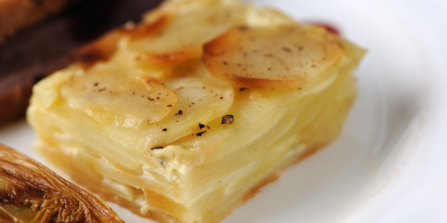 Potato Dauphinoise Recipe Great British Chefs