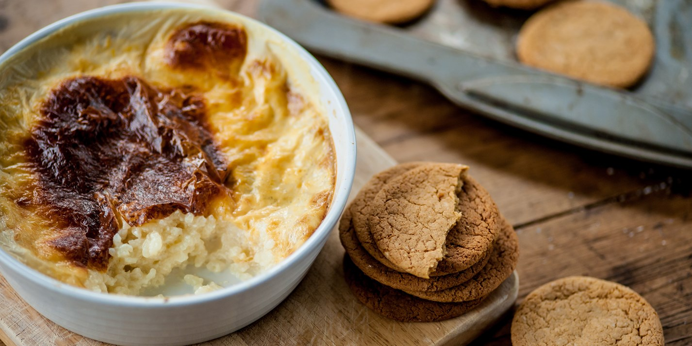 Rice Pudding Recipe Kids Recipes Great British Chefs