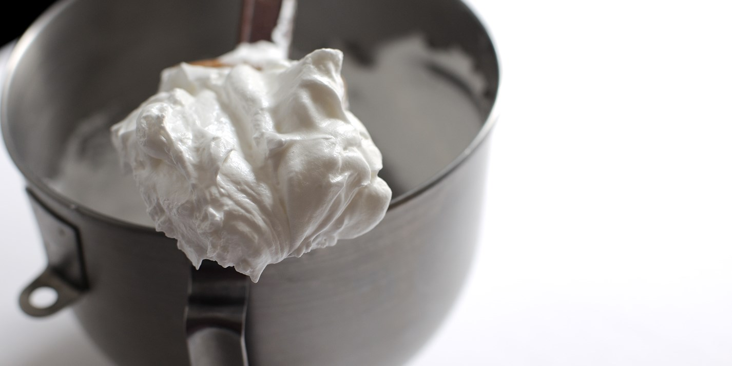 How to make Swiss meringue