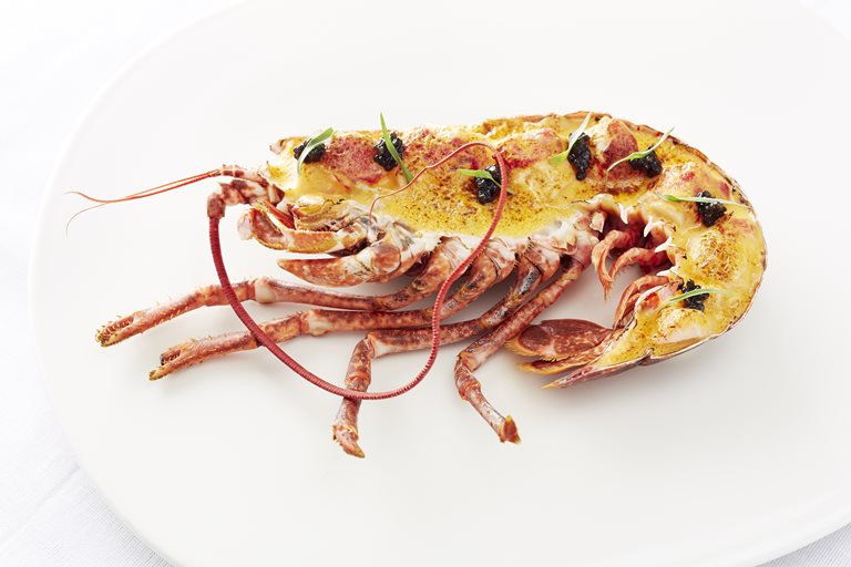Lobster and Caviar Gratin Recipe - Great British Chefs