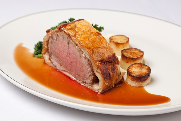 Beef Wellington Recipe Great British Chefs