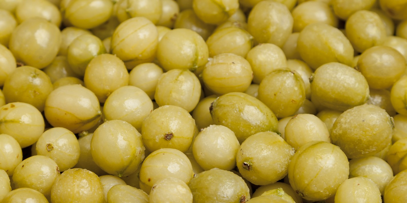 How to make gooseberry jam