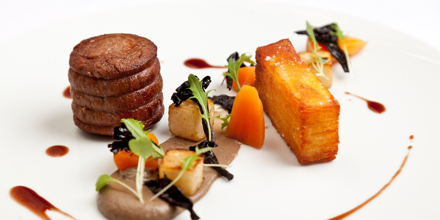 Sous Vide Fillet Of Beef Recipe Great British Chefs