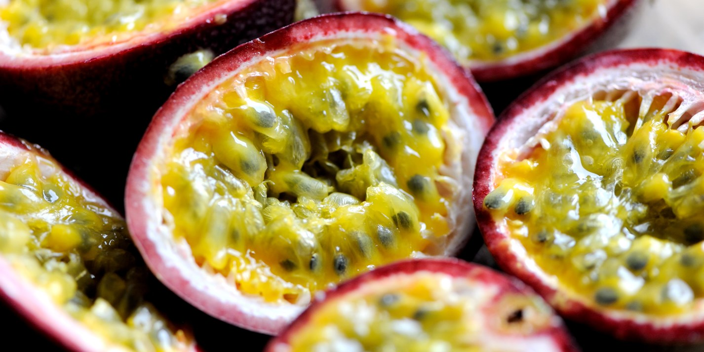 Passion fruit recipes