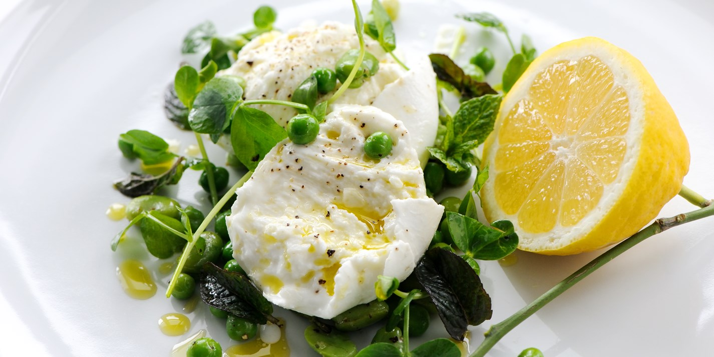 Mozzarella Recipes Great British Chefs